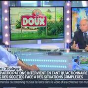 D&P Participations cède le contrôle du groupe Doux à la coopérative Terrena: Didier Calmels