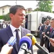 Valls: les attaques de Sarkozy blessent inutilement le pays