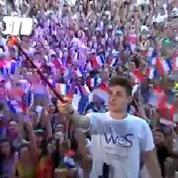 Un jeune Niçois bat le record du monde du plus grand selfie