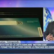 BPCE, en partenariat avec Oberthur Technologies, va lancer le cryptogramme dynamique: Didier Lamouche