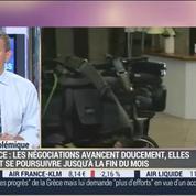 Nicolas Doze: La Grèce risque-t-elle d'être à court de liquidités ?