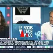 Kickstarter peut-il bouleverser le crowdfunding en France?: Nicolas Lesur, Axelle Tessandier, Arnaud Burgot et Antoine Mussard –