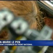 Jean-Marie Le Pen: On n'est pas obligé de penser la même chose sur tous les sujets