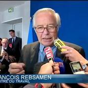 François Rebsamen enterre le CV anonyme