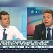 Gestion: quelle valeur et quel actif faut-il privilégier ?: Loïc Becue –