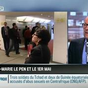 Perri & Neumann : Jean-Marie Le Pen risque-t-il de gâcher le 1er mai du FN ?