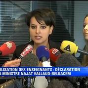 La réforme du collège se fera car elle est indispensable, déclare Vallaud-Belkacem