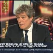 Philippe Lazare, PDG d'Ingenico (2/3) –