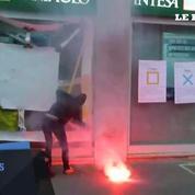 Milan : violente manifestation contre l'Exposition universelle