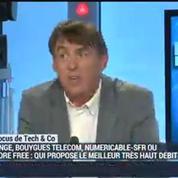 Où en est la France avec le très haut débit ?: Frédéric Bergé, Antoine Darodes et Patrick Vuitton