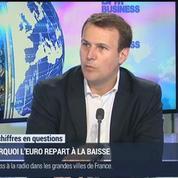 Jean-Charles Simon: L'euro poursuit sa baisse face au dollar