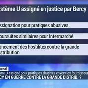 Système U dans le viseur de Bercy