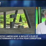 La corruption est un sport national à la FIFA ! Jean-Michel Larqué