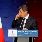 Convention sur l'islam: ce qui serait étonnant, c'est qu'on n'en parle pas, dit Sarkozy