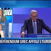 Crise grecque: Tsipras est dans un calcul très politique, dit Alliot-Marie