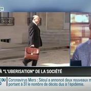 Le parti pris d'Hervé Gattegno : Il faut refuser l'uberisation de la société! – 26/06