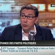 Brunet & Neumann: Pourquoi les Français ont-ils une si mauvaise opinion des partis politiques ?