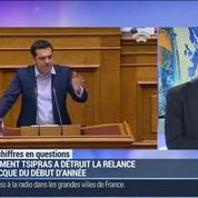 Jean-Charles Simon: La politique de Tsipras a-t-elle conduit la Grèce à sa perte ? - 30/06