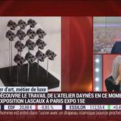 Métiers d'art, Métiers de luxe: Sculpteur en préhistoire, Elisabeth Daynes – 26/06