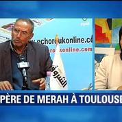 Père de Merah à Toulouse: c'est un homme qui n'a aucun respect, se désole la mère d'une victime