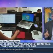L'innovation est le challenge des entreprises françaises actuelles: Christian Poyau