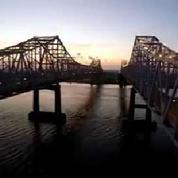 Les images spectaculaires de la Nouvelle-Orléans vue du ciel