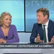 Les politiques ont-ils compris l'urgence numérique ?: Laure de La Raudière, Benoît Thieulin et Serge Pilicer –