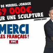 Parc de Miribel-Jonage: 769 000 € pour une sculpture
