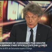 Thierry Breton, PDG d'Atos (1/3) – 30/06