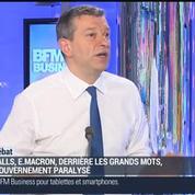 Nicolas Doze: Loi Macron: vers un plafonnement des indemnités aux prud'hommes?