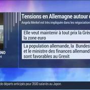 Marc Fiorentino: La Grèce au centre des tensions en Allemagne