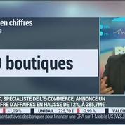 LDLC annonce un chiffre d'affaires en hausse de 12%: Olivier de la Clergerie