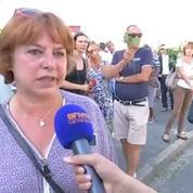 Attentat en Isère: une marche blanche en hommage à Hervé Cornara