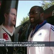 JO 2024: Paris officiellement candidate