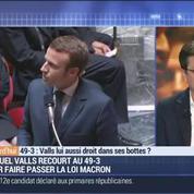 49-3: Valls lui aussi droit dans ses bottes ? (1/2)