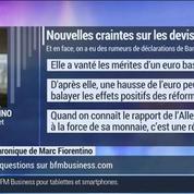 Marc Fiorentino : Une guerre de changes s'annonce entre l'euro et le dollar –