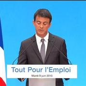 «Les CDD pourront être renouvelés deux fois» annonce Manuel Valls