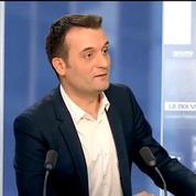 Régionale en Nord-Pas-de-Calais-Picardie: Marine Le Pen est la meilleure candidate, selon Philippot