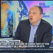 Bernard Sananes lance son propre cabinet Elabe