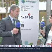 Spie réussit son introduction à la Bourse de Paris: Gauthier Louette –