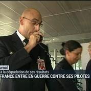 Air France sonne la charge contre ses pilotes