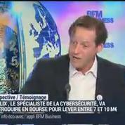 Wallix, la solution contre la cyber piraterie: Jean Noël de Galzain –