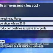 PSA développe sa présence au Maghreb