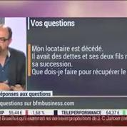 Les réponses de Frédéric Durand-Bazin aux auditeurs – 30/06