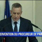 Attentat en Isère: rien ne permet d'affirmer la présence d'un complice, dit le procureur de Paris