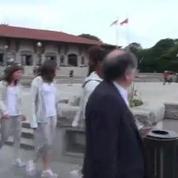 Mondial : balade des Bleues avant d'affronter la Corée du Sud