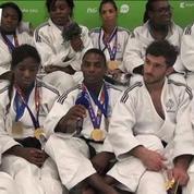 Jeux Européens - Judo : les Bleus champions d'Europe !