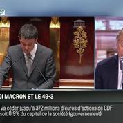 Le parti pris d'Hervé Gattegno: C'est la droite qui devrait faire voter la loi Macron