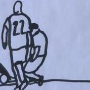 Quand Messi se retrouve en dessin animé