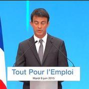 Prud'hommes: Valls annonce le plafonnement des indemnités pour licenciement abusif